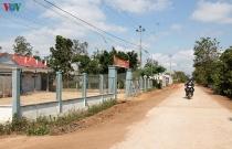 Người dân nghèo hiến 26.000 m2 đất làm đường nông thôn mới