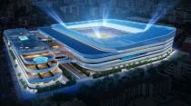 Sân bóng kết hợp resort của CLB Tây Ban Nha