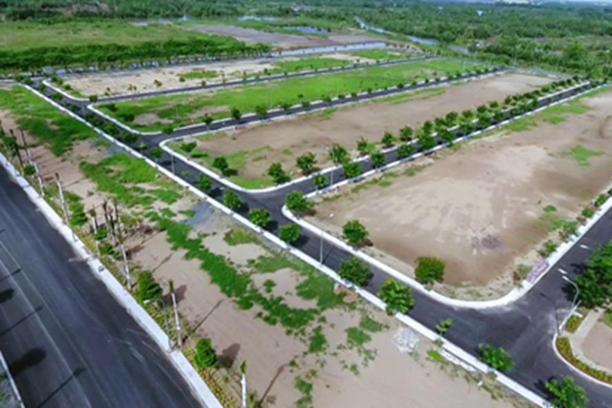 Dự án Khu dân cư Nhơn Đức: Vạn Phát Hưng bán hơn 300 nền đất trái phép