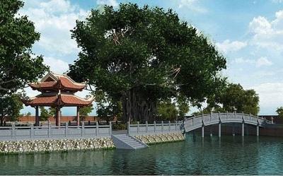 Phục dựng tòa Phương Đình, trả lại giá trị gốc cho hồ Văn ở Văn Miếu