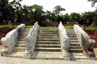 Tu sửa 3 tòa Thái miếu thuộc Di tích lịch sử và kiến trúc nghệ thuật Lam Kinh