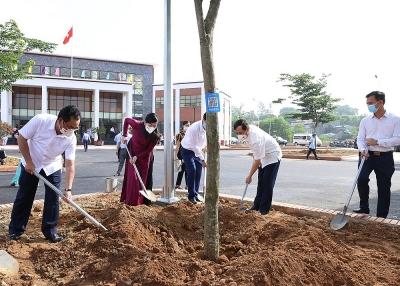 Thái Nguyên: Gần 50 tỷ đồng xây dựng Trung tâm Văn hóa các dân tộc huyện Đại Từ