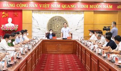 Thanh tra Chính phủ công bố kết luận thanh tra tại Thái Nguyên