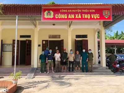 Triệu Sơn (Thanh Hóa): Triệt phá điểm ma túy phức tạp tại xã Thọ Vực