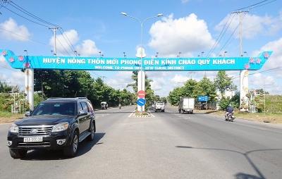 Cần Thơ: Phân cấp cho UBND huyện phê duyệt, ban hành Quy chế quản lý kiến trúc điểm dân cư nông thôn
