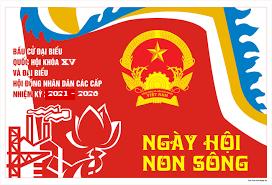 Thành công của Cuộc bầu cử khẳng định niềm tin sắt son, vững chắc của nhân dân với Đảng và Nhà nước, với chế độ XHCN
