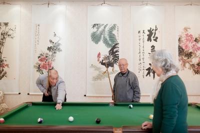Nở rộ đầu tư nhà dưỡng lão cao cấp tại Trung Quốc