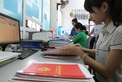 Hợp đồng thế chấp sổ đỏ phải đăng ký mới có hiệu lực
