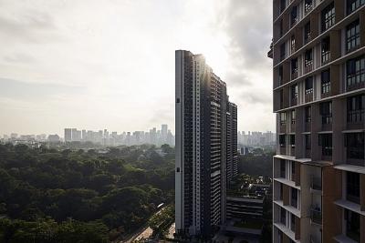 Dịch tái bùng phát tại Singapore, giá bất động sản tăng chậm lại
