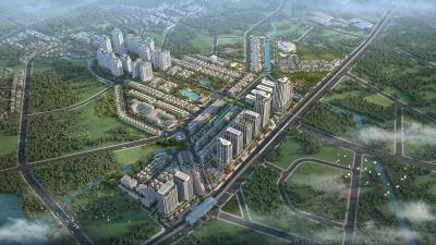 """Hà Nội: Vướng thủ tục cấp phép xây dựng, chủ đầu tư An Lạc Green Symphony gặp """"lúng túng"""""""