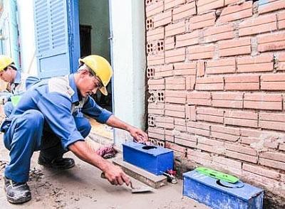 Miễn 3 tháng tiền nước cho hộ nghèo, công nhân mất việc vì dịch COVID-19