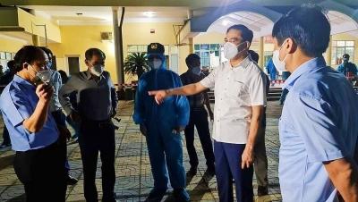 Hà Tĩnh: Đón 814 công dân từ Thành phố Hồ Chí Minh và các tỉnh phía Nam hồi hương an toàn