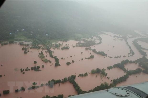 Gần 160 người thiệt mạng do lũ lụt và sạt lở đất tại Ấn Độ