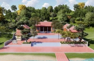 Hà Tĩnh: Sẽ xây dựng đền thờ anh hùng liệt sỹ tại lòng hồ Kẻ Gỗ