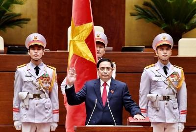 Phát biểu nhậm chức của đồng chí Phạm Minh Chính, Thủ tướng Chính phủ nước Cộng hòa xã hội chủ nghĩa Việt Nam