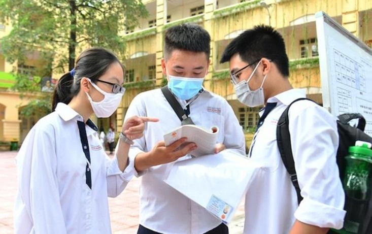 Vĩnh Phúc đứng thứ 5 toàn quốc về điểm bình quân chung thi tốt nghiệp Trung học phổ thông 2021
