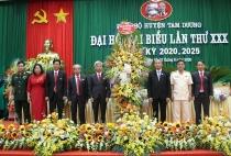 Tam Dương (Vĩnh Phúc): Phấn đấu trở thành huyện đạt chuẩn Nông thôn mới trong năm 2021