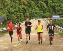 Tiếp tục hoãn giải Marathon khám phá Quảng Bình