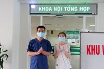 Chiều 10/9, Việt Nam không ghi nhận trường hợp mắc bệnh COVID-19 mới