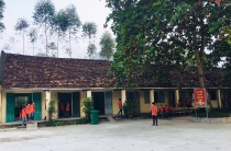 Sơn Dương (Tuyên Quang): Trường tiểu học xuống cấp, nguy cơ mất an toàn