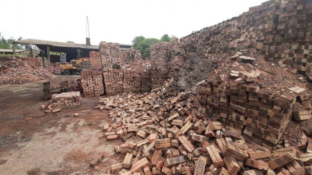 Bắc Kạn: Chất lượng gạch tuynel Cẩm Giàng không đảm bảo