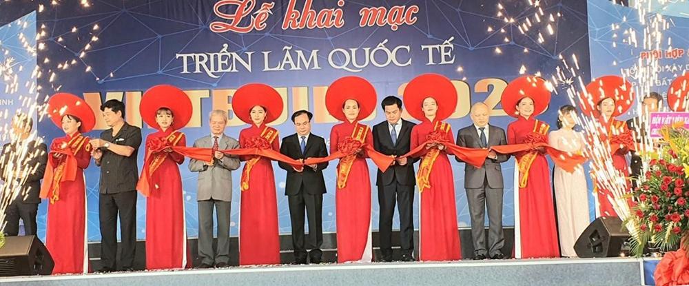 Khai mạc Vietbuild 2020 tại Thành phố Hồ Chí Minh