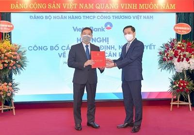 Ông Trần Minh Bình được bầu làm Chủ tịch Hội đồng quản trị VietinBank