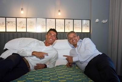 Chuỗi khách sạn cao cấp của Ronaldo