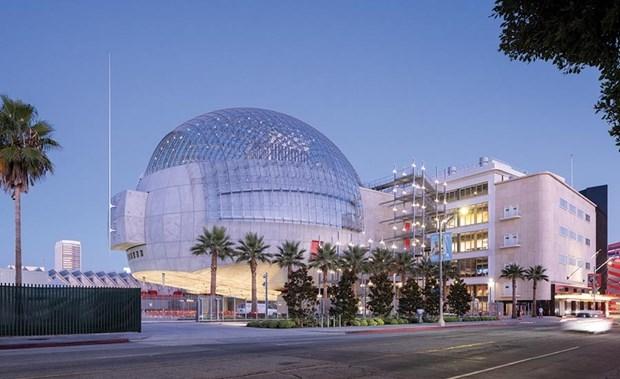 Ra mắt bảo tàng điện ảnh lớn nhất khu vực Bắc Mỹ tại Los Angeles
