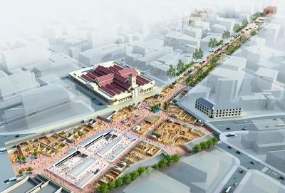 Quy hoạch không gian ngầm đô thị