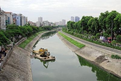 Xây dựng công trình ngầm dưới sông Tô Lịch, liệu có khả thi?
