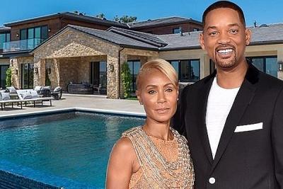Cận cảnh biệt thự mới 260 tỷ của vợ chồng tài tử Will Smith