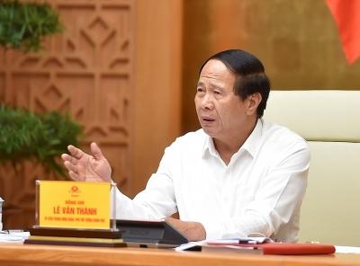 Phó Thủ tướng Lê Văn Thành làm Chủ tịch Hội đồng thẩm định nhiệm vụ lập quy hoạch vùng