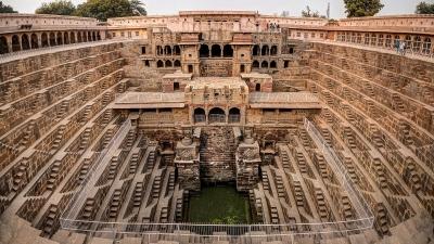 Kỳ quan cổ đại giải quyết cuộc khủng hoảng nước ở Ấn Độ
