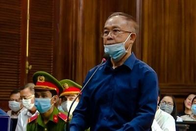 Bị cáo Nguyễn Thành Tài: