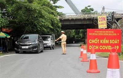 Phú Thọ: Khẩn trương xây dựng khu cách ly y tế sức chứa 480 người