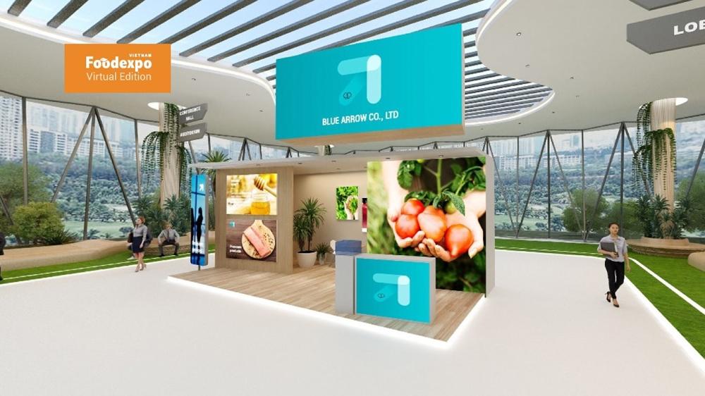 Vietnam Foodexpo 2021 trực tuyến: Hỗ trợ các doanh nghiệp kết nối giao thương trên môi trường số
