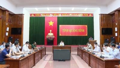 Quảng Bình: Tăng tốc giải ngân vốn đầu tư công