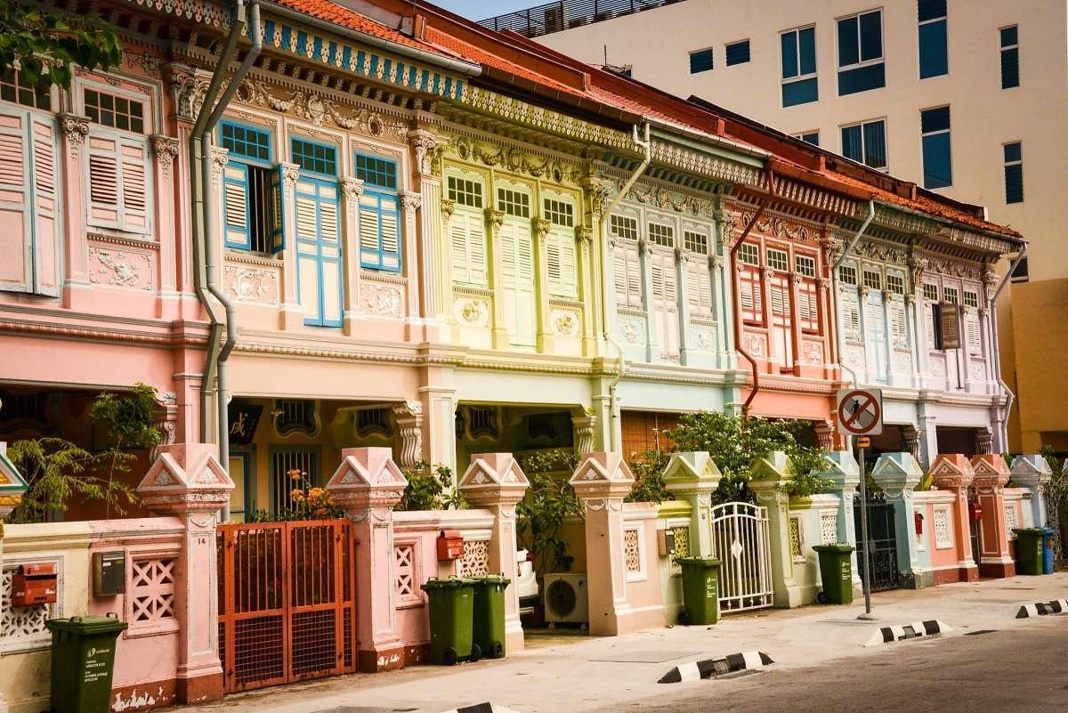 Nền văn hóa đa sắc tộc đặc biệt ở Singapore