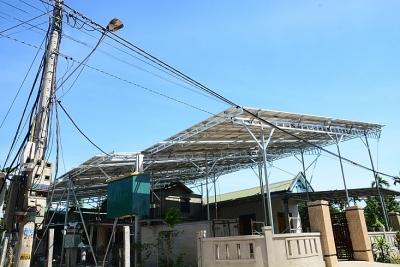 """Quảng Trị: Mô hình điện mặt trời mái nhà rơi vào tình cảnh """"khóc dở mếu dở"""""""