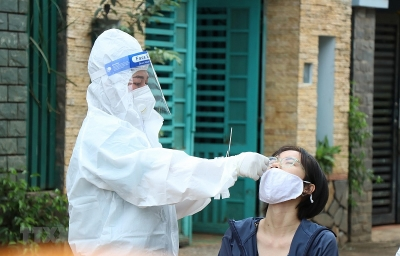 Ngày 24/10: Việt Nam ghi nhận 4.045 ca mắc mớí, 1.314 ca khỏi bệnh