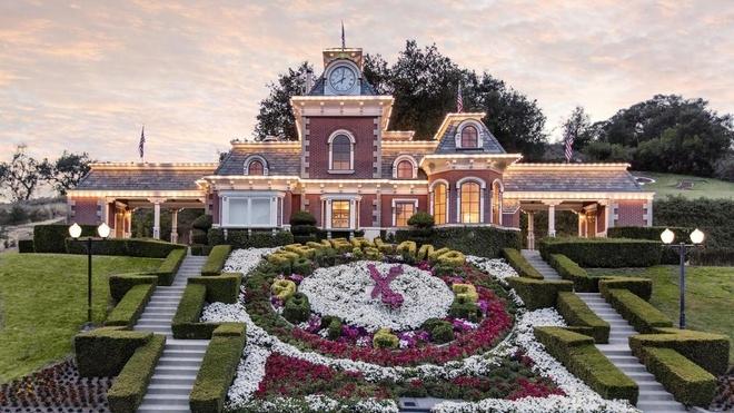 Trang trại cũ của Michael Jackson được bán với giá 22 triệu USD