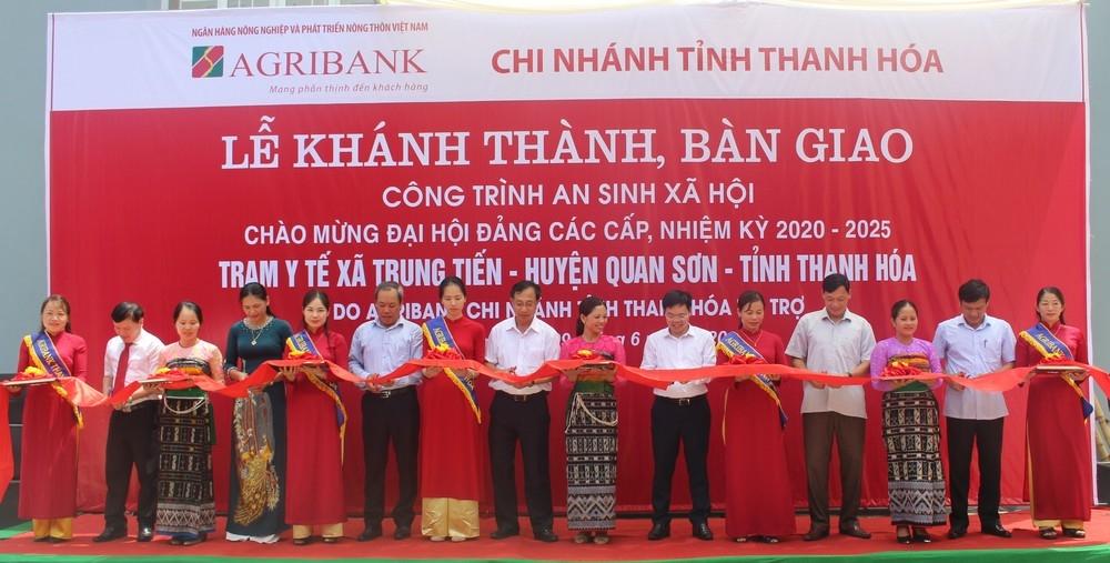 Agribank chi nhánh Thanh Hóa: 32 năm xây dựng và phát triển