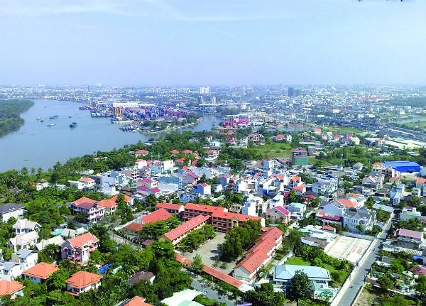 Phát triển đô thị bền vững ở ĐBSCL