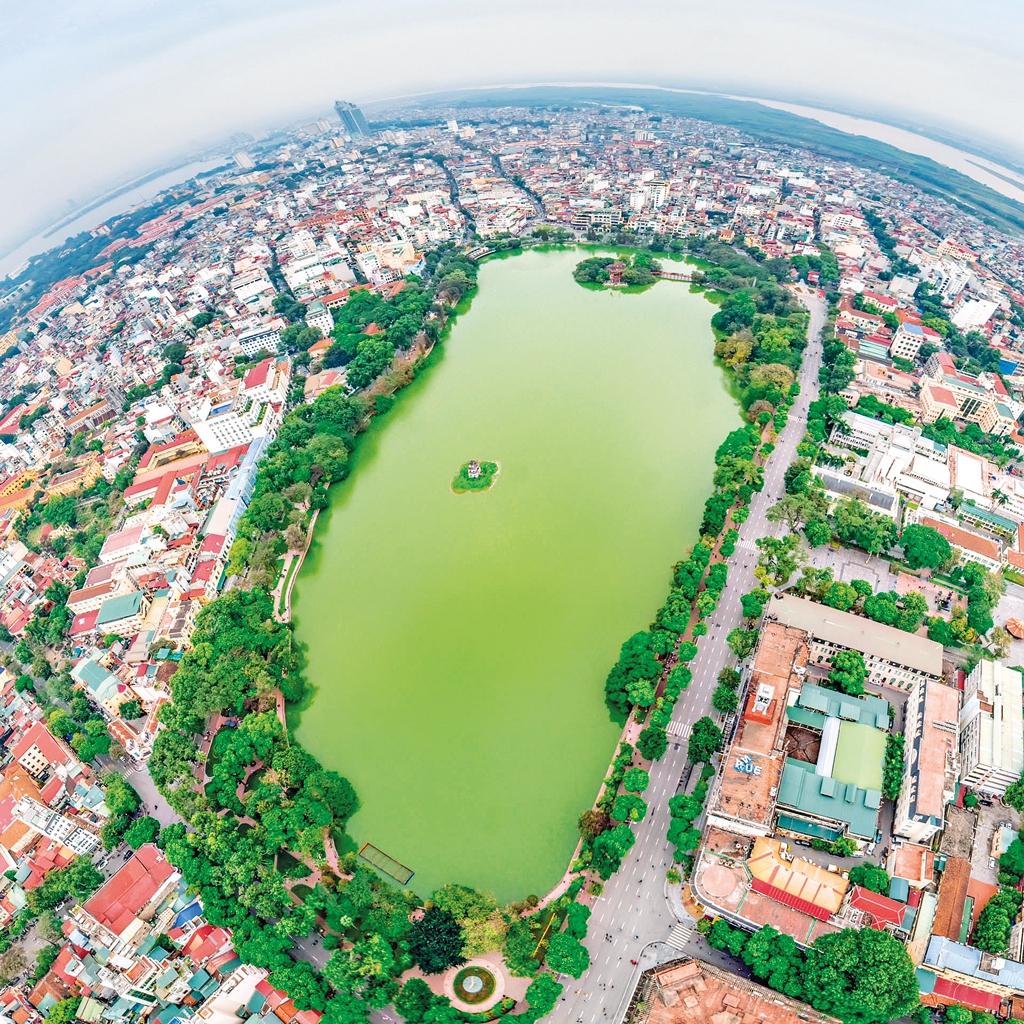 Giảm áp lực vùng lõi đô thị lịch sử