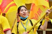 Trận đấu bóng đá khẳng định công tác phòng chống dịch hiệu quả của Chính phủ Việt Nam