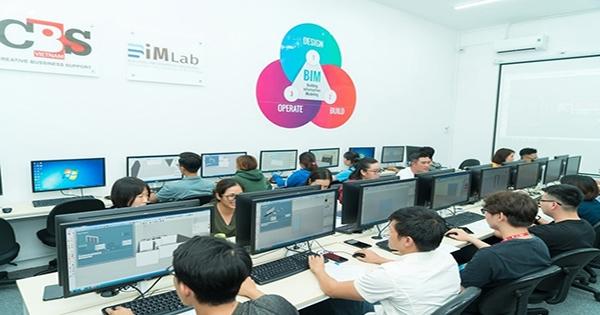 BIM - Ứng dụng công nghệ 4.0!