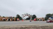 Sở Xây dựng Nghệ An kiến nghị xử lý, tháo dỡ các công trình vi phạm tại Công viên trung tâm thành phố Vinh