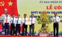 Thành phố Yên Bái hoàn thành nhiệm vụ xây dựng nông thôn mới năm 2019