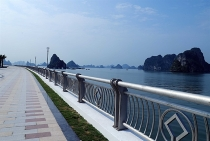 Collection from Hạ Long Bay's entrance fees used for infrastructure investment